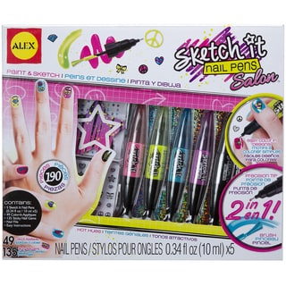 Sketch It Nail Pen Salon-