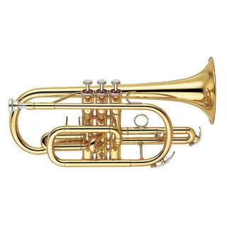 Blessing BCR-1230 Student Lacquered Bass Cornet