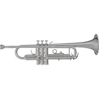 Blessing BTR-1277S Student Bb Silverplated Trumpet