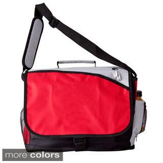 Red Messenger Bags   Find Great Bags Deals Shopping at Overstock.com 96296614b9