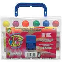 Kid's Paint Shimmer Scented Paint Markers 1.4oz 6/Pkg-