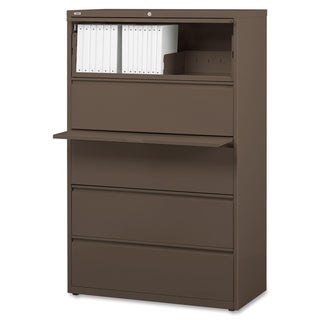 Lorell Fortress Series 42-inch Lateral File
