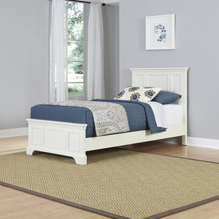 Naples Twin Bed by Home Styles