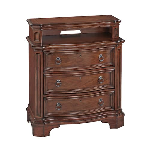 Santiago Media Chest by Home Styles