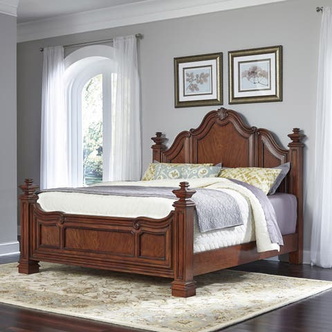 Santiago Bed by Home Styles