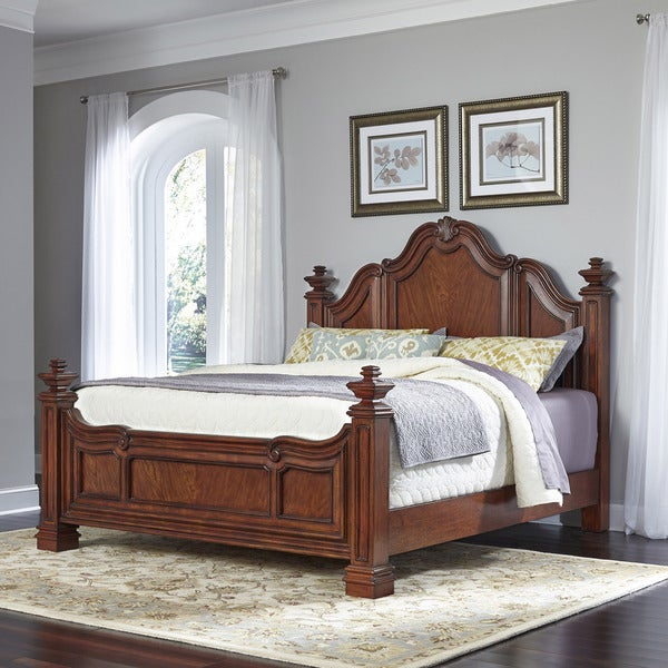 Shop Santiago Bed By Home Styles On Sale Free Shipping Today