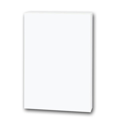White 20 x 30 x 3/16-inch Foam Board (Case of 25)