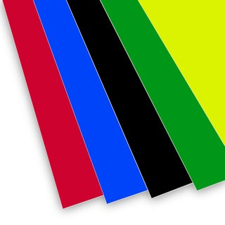 Flipside Primary Color 20 x 30 x 3/16-inch Foam Board (Case of 25)