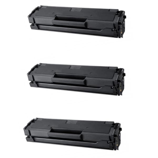 shop samsung compatible mlt d111s mlt 111 toner cartridge for sl m2020w m2070w printer 3 pack. Black Bedroom Furniture Sets. Home Design Ideas