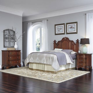 Santiago Headboard, Night Stand, and Chest by Home Styles