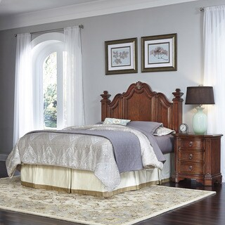 Santiago Headboard and Night Stand by Home Styles