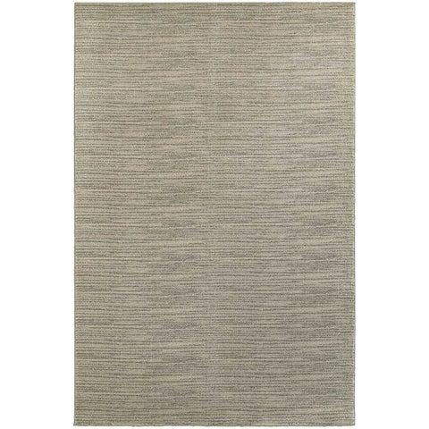 "Gracewood Hollow Perea Distressed Stripe Beige/ Ivory Rug - 1'10"" x 3'"