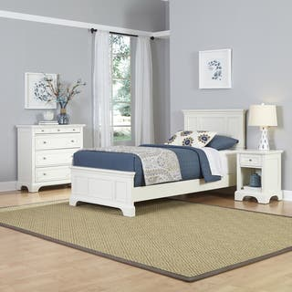 Naples Twin Bed  Night Stand  and Chest by Home Styles  Option  Twin. Size Twin Bedroom Sets For Less   Overstock com