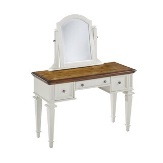 Americana Vanity and Mirror by Home Styles