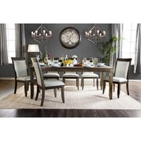 Mariselle Grey Dining Table by FOA