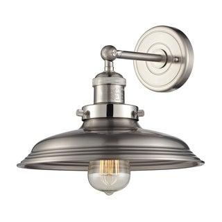Satin Nickel Newberry Collection 1-Light sconce