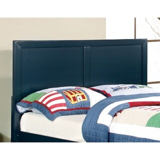 Furniture of America Colorpop Cottage Style Wood Headboard (More options available)
