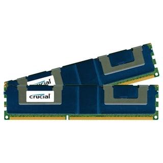 Crucial 16GB kit (8GBx2), 240-pin DIMM, DDR3 PC3-14900 Memory Module