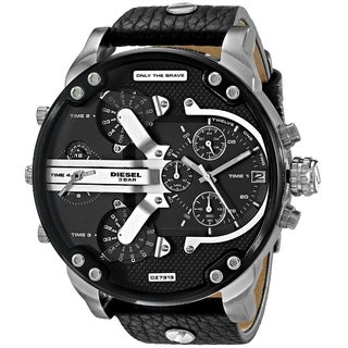 Diesel Men's DZ7313 Mr. Daddy Black Watch
