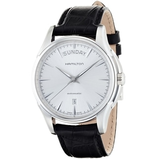 Hamilton Men's H32505751 Jazzmaster Silver Watch
