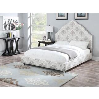 Clarisse Fabric Queen Bed