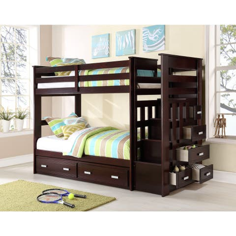 Allentown Twin/ Twin Bunk Bed