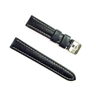 Banda Wyoming Buffalo Leather Watch Band