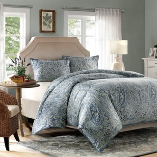 Harbor House Belcourt Cotton 3-piece Duvet Cover Mini Set