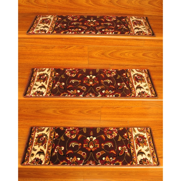 natural area rugs handcrafted summit carpet stair treads u00279 x 2u00275