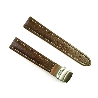 Banda Wyoming Buffalo Leather Band