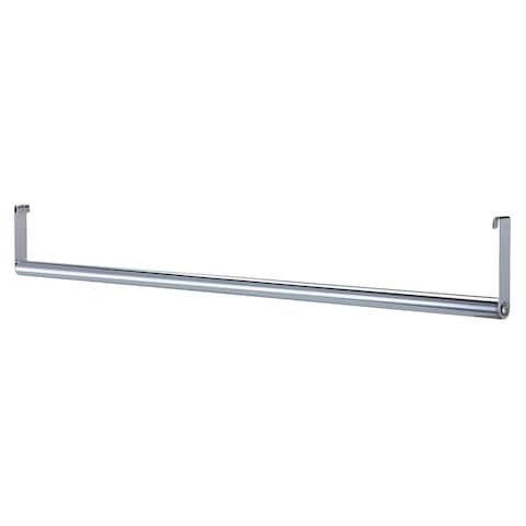 Lorell Industrial Wire Shelving Garment Hanger Bar