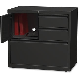 Lorell 30-inch Personal Storage Center Lateral File