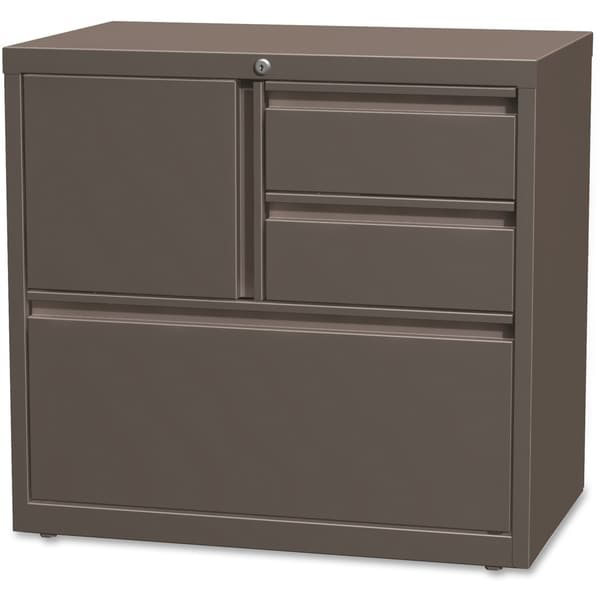 Lorell 30 Inch Personal Storage Center Lateral File