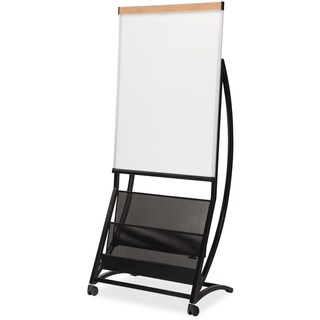 Lorell Dry-erase Board Magazine Stand