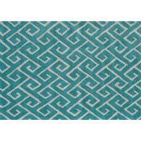 Greek Blue Area Rug