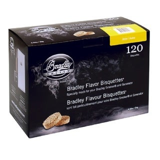 Bradley Smoker Adler Flavor Bisquettes (Pack of 120)