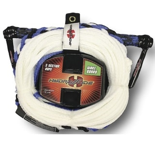 Nash Hydroslide 5 Section Wakeboard Rope