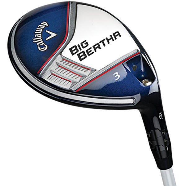 Callaway Womens Big Bertha Fairway Wood