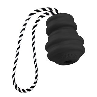 Multipet Gorrrrilla Tough Rubber Toy with Rope