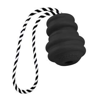 Multipet Gorrrrilla Tough Rubber Toy with Rope (3 options available)