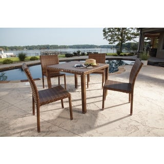 Panama Jack 5 PC St Barths Side Chair Dining Set