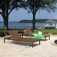 Panama Jack 3-piece St. Barths Chaise Lounge Set