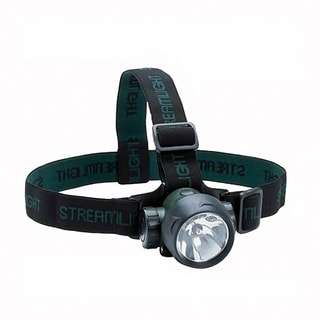 Streamlight Trident Green and White LED Xenon Headamp