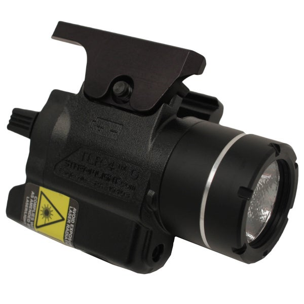 Streamlight TLR-4G H and K USP Compact Rail Mounted Light with CR2 Lithium Battery