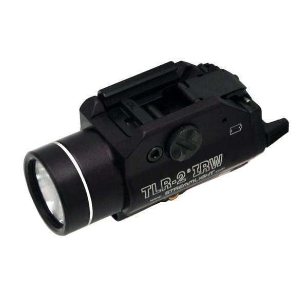 Streamlight TLR-2 IRW White LED IR Laser RL Key Tactical Light
