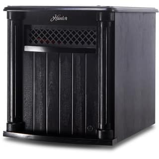 Hunter 1500-watt 6-quartz Element Infrared Wood Cabinet Heater with Remote Control|https://ak1.ostkcdn.com/images/products/9934330/P16987043.jpg?impolicy=medium