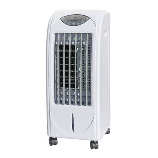 Advanced Portable Evaporative Cooler Humidifier Fan