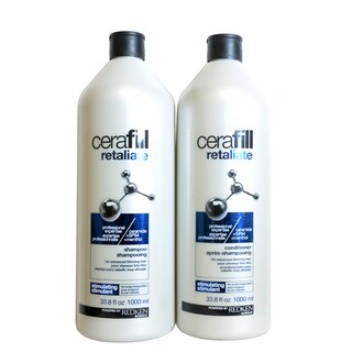 Redken Cerafill Retaliate 33.8-ounce Shampoo/ Conditioner Duo