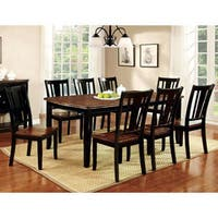 The Gray Barn Pitchfork 9-piece Country Style Dining Set