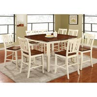 The Gray Barn Epona Country Style Counter Height Dining Table